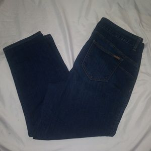 Chicos So Lifting Crop Jeans sz 1.5.  Sz 10